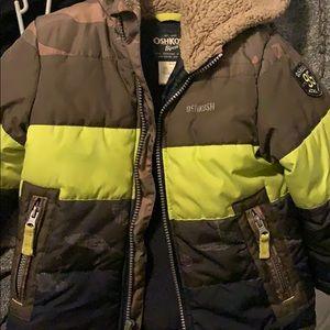 Osh kosh boys jacket